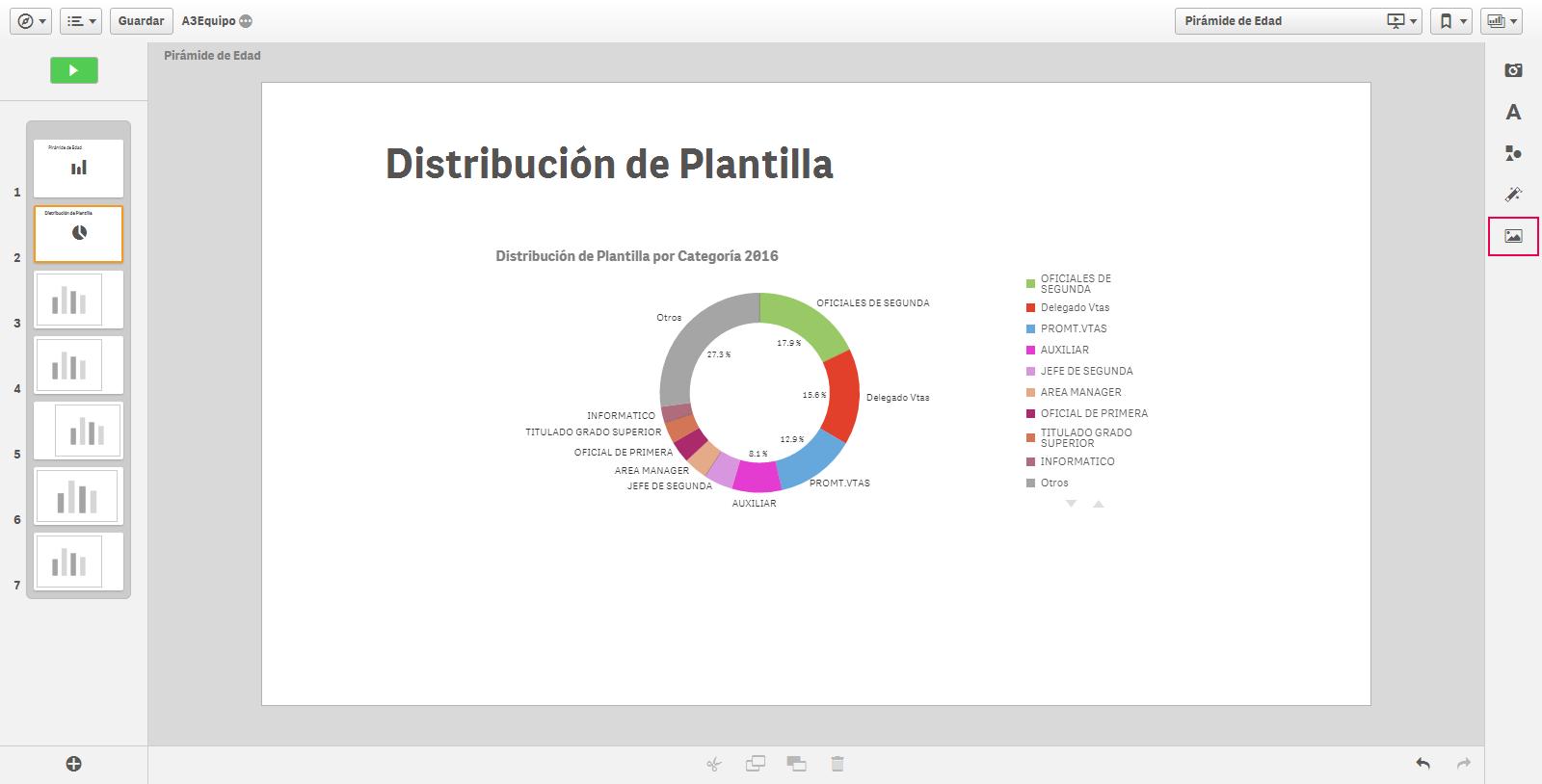ditribucion plantilla