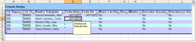 formato Excel