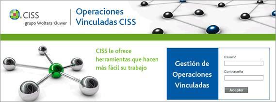 acceso a CISS