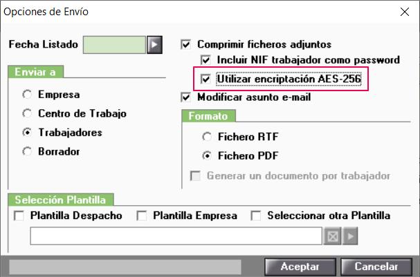 encriptacion AES 256