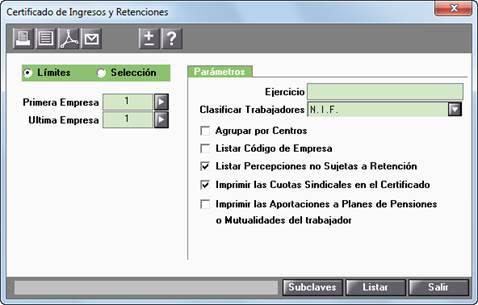 IRPF/ Certificado Ingresos y Retenciones/Estatal