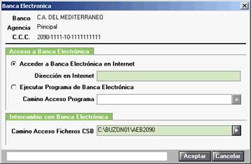 acceder banca electrónica