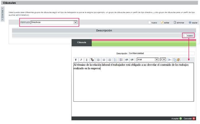 personalizar consultas