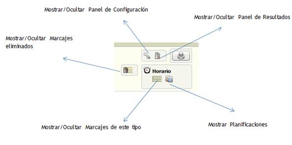 panel configuracion