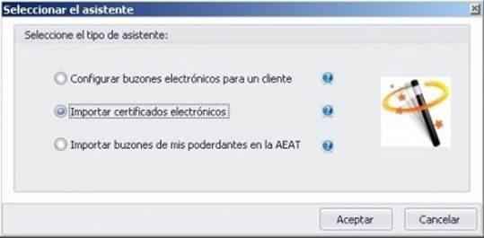 Asistente_Importar Certificados