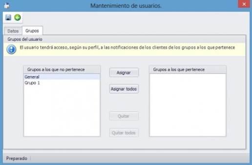 Mantenimiento de Usuarios_Grupos