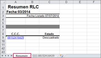resumen RLC