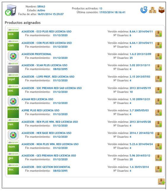 liberar licencia web