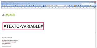 #Texto-variable#