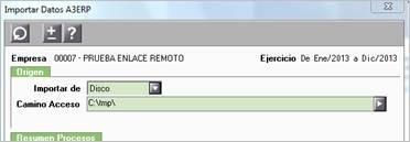 Seleccionar ubicación de archivo