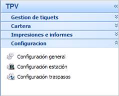 Configurar TPV Windows