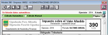 Prefijos bienes inversión 390 Gipuzkoa