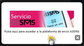 Acceso plataforma a3sms