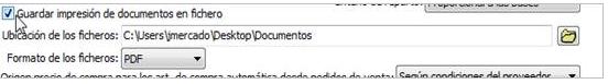 Formato de los ficheros