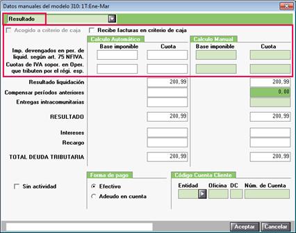 Resultado datos manuales 310 Bizkaia
