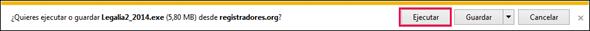 Descarga Web de registradores