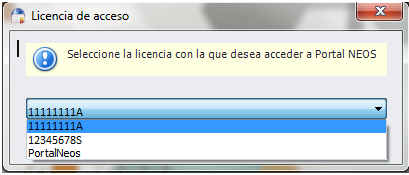 licencia LEXNET