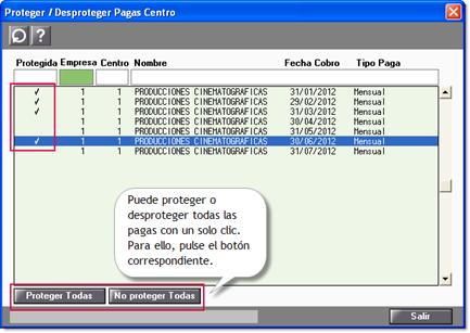 proteger pagas