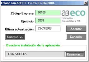 Enlace con a3ASESOR | eco