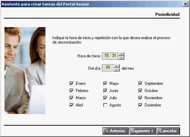Periodicidad Mensual