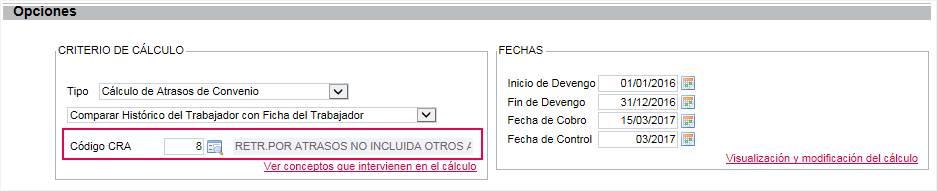 fichero CRA